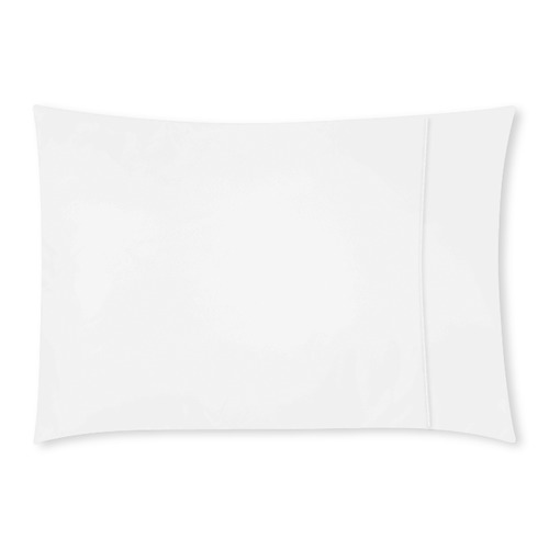 For The Queen Custom Rectangle Pillow Cases 20x30 (One Side)
