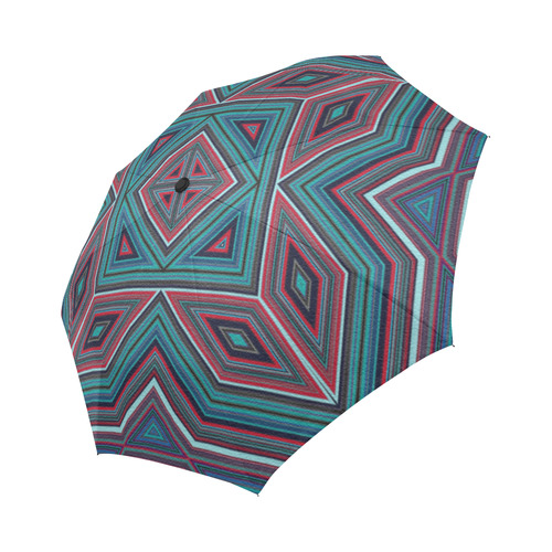 Ornament 46 Auto-Foldable Umbrella