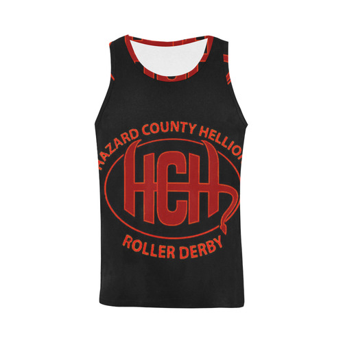 CHH All Over Print Tank Top for Men (Model T43)