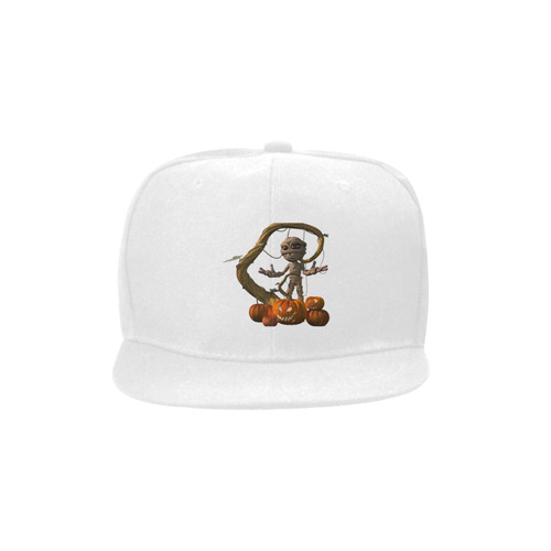 Funny, cute mummy Unisex Snapback Hat