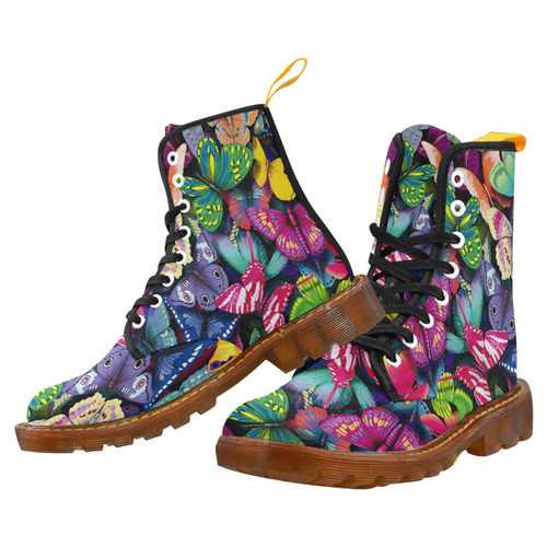 My Butterfly Martin Boots For Women Model 1203H