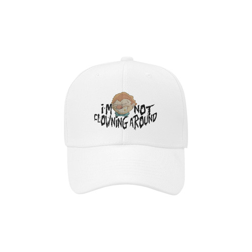 Not Clowning Dad Cap