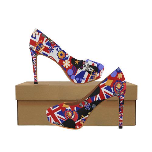 very high heels uk