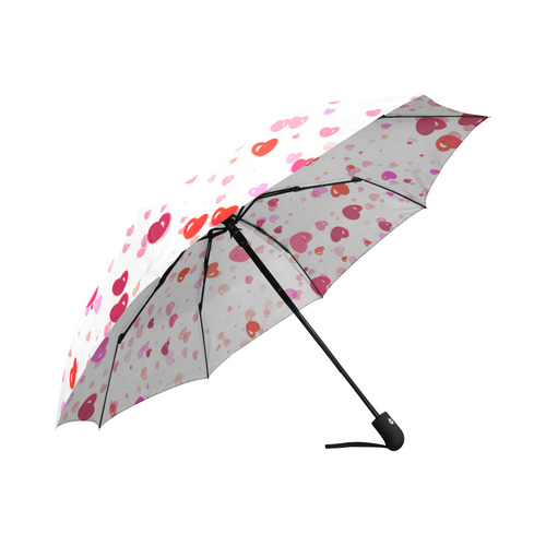 Heart_20140601_by_JAMColors Auto-Foldable Umbrella (Model U04)