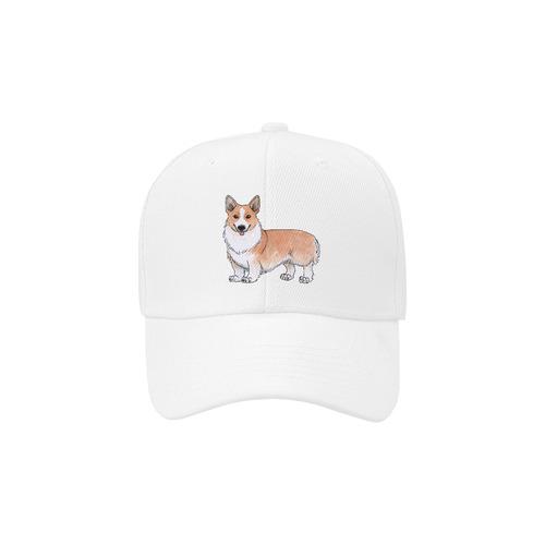Pembroke welsh corgi dog Dad Cap