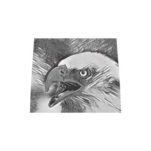 AnimalArtBW_Eagle_20170601_by_JAMColors Boston Handbag (Model 1621)
