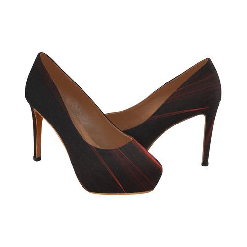 Wrath Women's High Heels (Model 044)