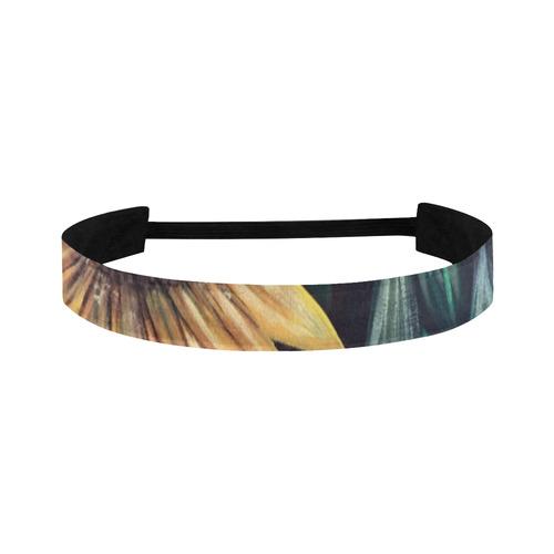 Sunflower Life Sports Headband