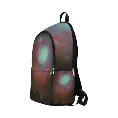 Spacious Sky Fabric Backpack for Adult (Model 1659)
