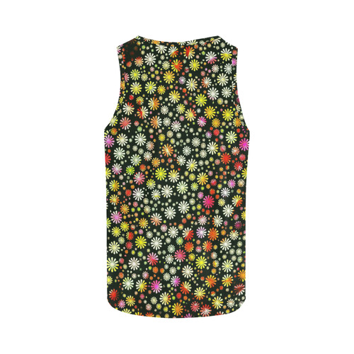 lovely shapes 4B by JamColors All Over Print Tank Top for Women (Model T43)