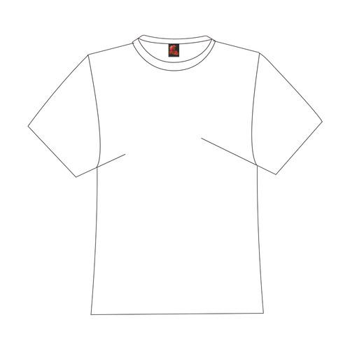 smoky skull D Logo for Men&Kids Clothes (4cm X 5cm)