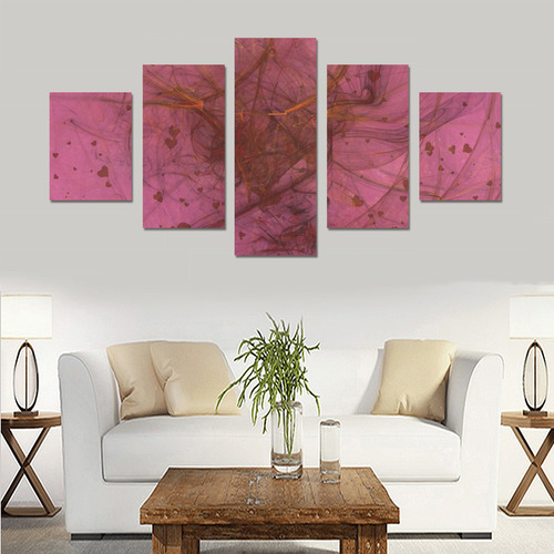hearts desire Canvas Print Sets B (No Frame)