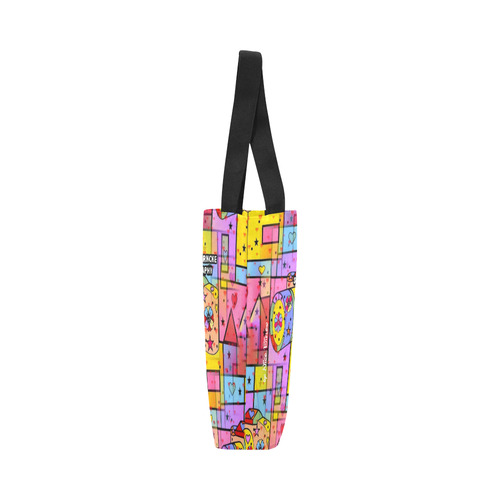 Kerstin Wahncke photography Canvas Tote Bag (Model 1657)