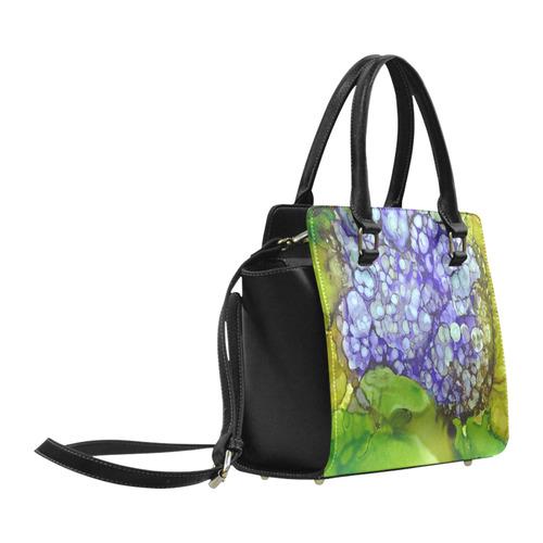 Hydragea Classic Shoulder Handbag (Model 1653)