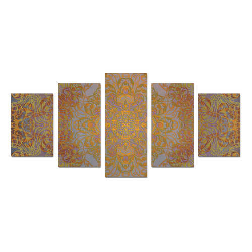 magic 2a Canvas Print Sets D (No Frame)