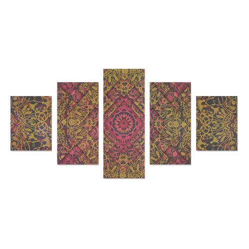 magic 3a Canvas Print Sets B (No Frame)