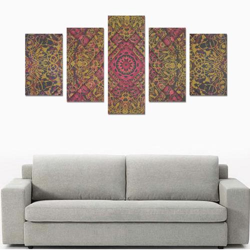 magic 3a Canvas Print Sets C (No Frame)