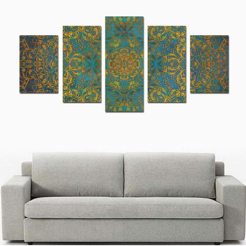 magic 1a Canvas Print Sets D (No Frame)