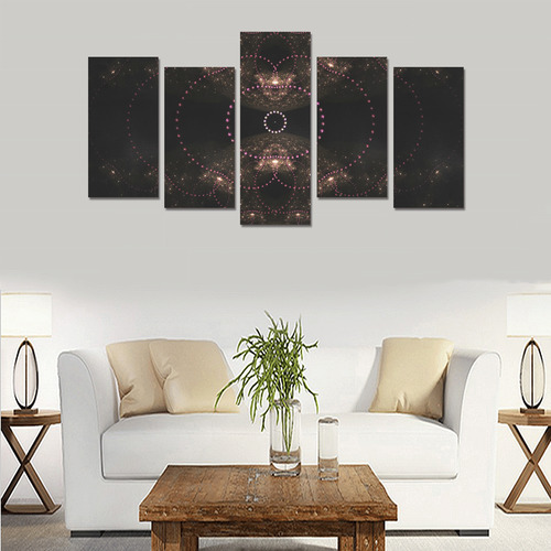 Earth's3rdEye Canvas Print Sets E (No Frame)