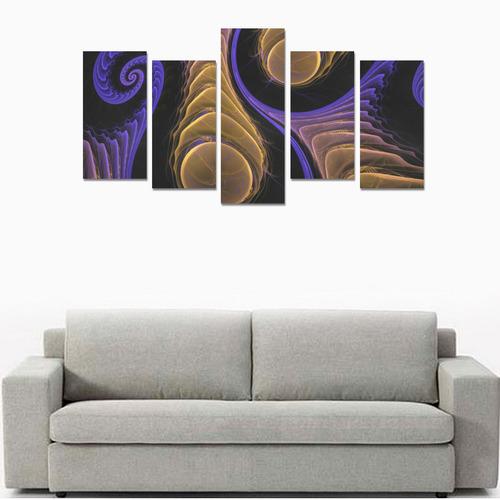 reflection Canvas Print Sets E (No Frame)