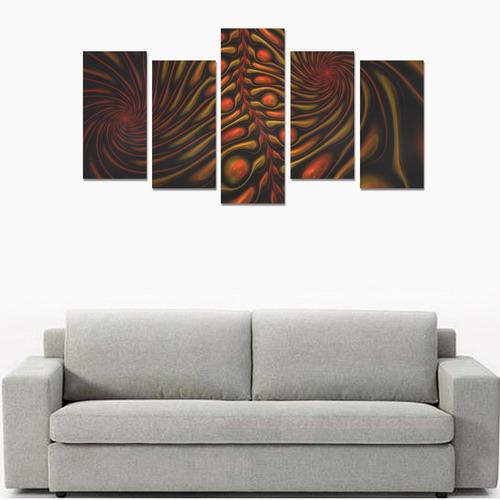 Seeded Canvas Print Sets E (No Frame)