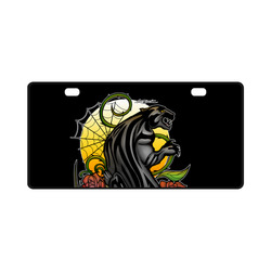 howling wolf phone case