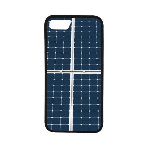 "size 40 282f4 2fbfe Solar Technology Power Panel Image Energy Cell Rubber Case for iPhone 7  (4.7"")"