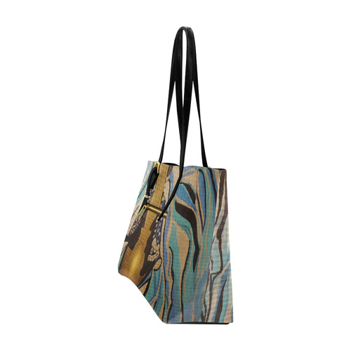 Royalty At Dusk higher res Euramerican Tote Bag/Large (Model 1656)
