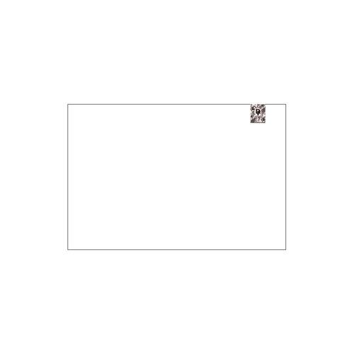 DF Zebra Logo Private Brand Tag on Tablecloth (4cm X 5cm)
