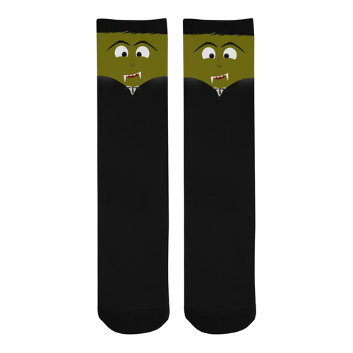 Cute Halloween Dracula Trouser Socks