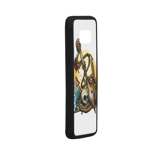Anchored Rubber Case for Samsung Galaxy S8