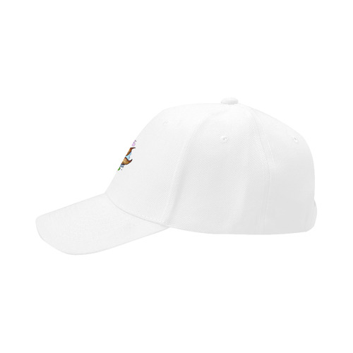 Koi Fish Dad Cap