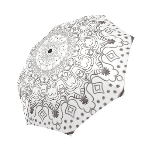mandala 3D-2 Auto-Foldable Umbrella (Model U04)