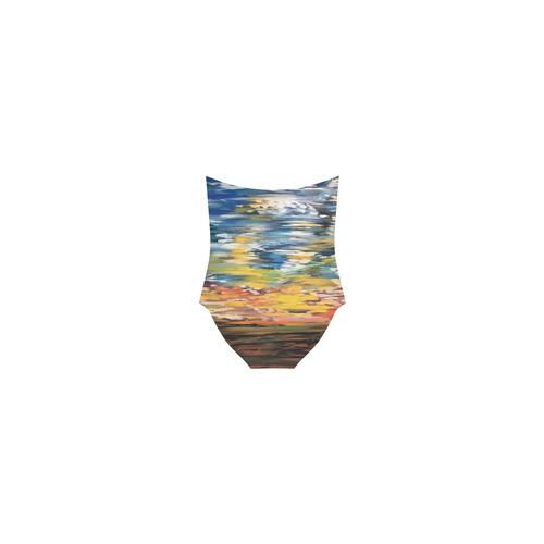 Sundown Strap Swimsuit ( Model S05)