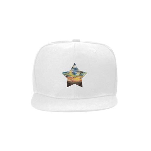 Sundown Unisex Snapback Hat