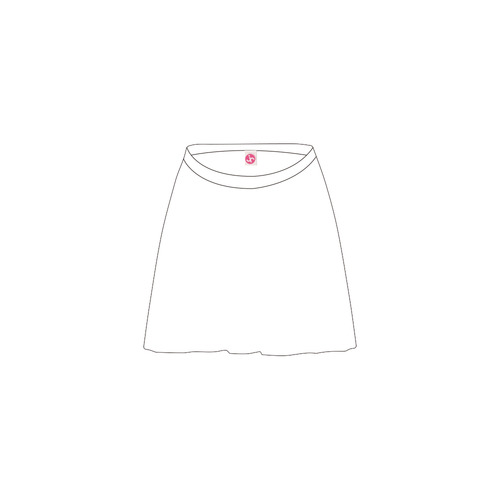 JR circle logo - FB profile photo Logo for Skirt (4cm X 5cm)