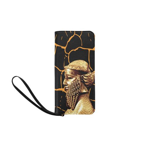 King Sargon Women's Clutch Women's Clutch Purse (Model 1637)