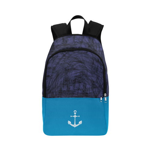 Stormy Sea VAS2 Fabric Backpack for Adult (Model 1659)
