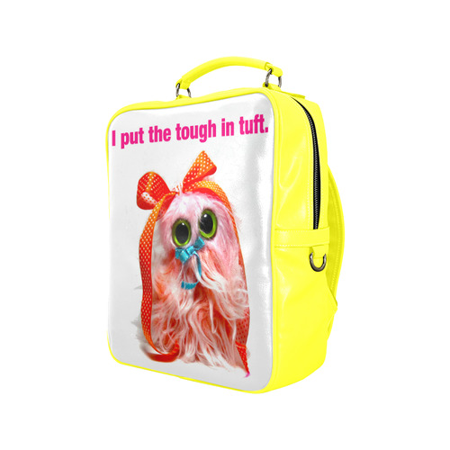 Frothy the Gnome Is Tough Square Backpack (Model 1618)