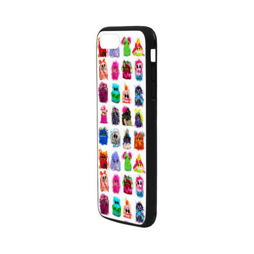 "Mo' Critters, Mo' Problems 8+ Rubber Case for iPhone 8 plus (5.5"")"