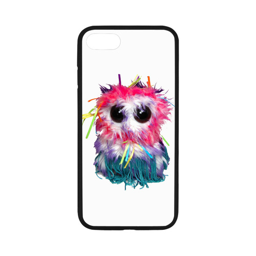 "Ferris Feathersby Rubber Case for iPhone 8 (4.7"")"