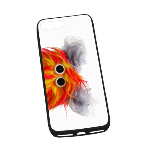 """Cluck Cluck 8+ Rubber Case for iPhone 8 plus (5.5"""")"""