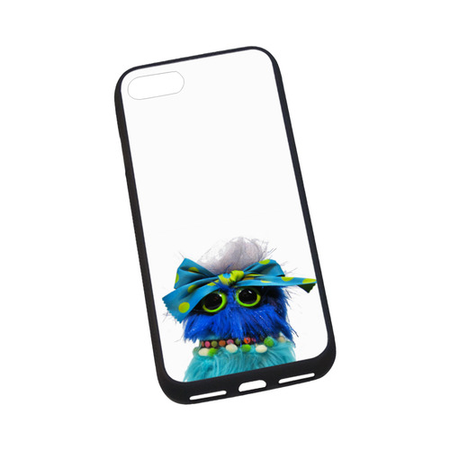 "Gerald Simpleton Rubber Case for iPhone 8 (4.7"")"
