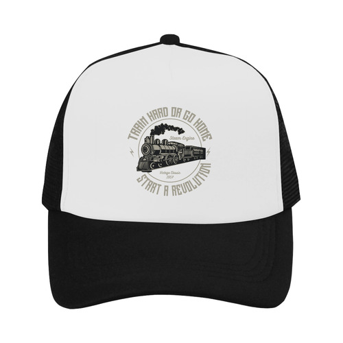 c640059e4eb Train Trucker Hat
