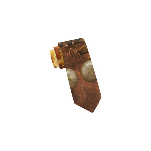 Steampunk, noble design Classic Necktie (Two Sides)