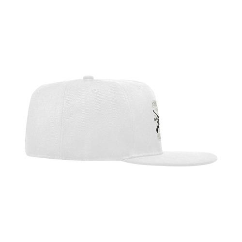 Hunt Or Be Hunted Unisex Snapback Hat