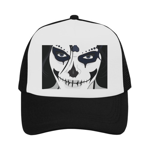d8317b84fa0ff Halloween Horror Trucker Hat