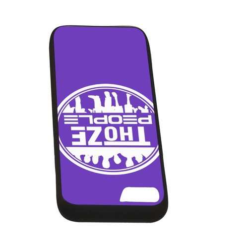 "Thoze People Iphone 7B (Purple) Rubber Case for iPhone 7 (4.7"")"