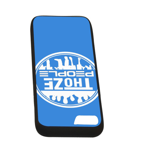 """Thoze People Iphone 7B (Blue) Rubber Case for iPhone 7 (4.7"""")"""