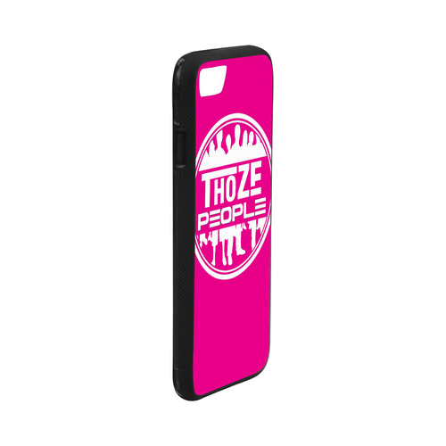 "Thoze People Iphone 7B (Pink) Rubber Case for iPhone 7 (4.7"")"